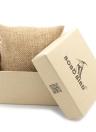 BOBOBIRD Модные повседневные бамбуковые часы Unisex Quartz Watch