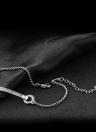 ROXI moda austriaco cristal enlace cadena pulsera brazalete oro blanco plateado mujeres chica fiesta joyas