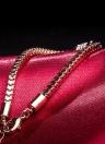 ROXI femmes fille Fashion Rose or plaqué diamant CZ Perle Bracelet bracelet Punk Style bijoux accessoire
