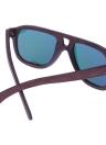 Anself Fashion Bamboo Bois Bois Sports de plein air Vélos Cyclisme Lunettes UV400 lunettes de soleil polarisées unisexe