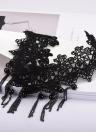 Fashion Charm Unique Gothic Punk Lace Choker large Bijoux chaîne Collier Accessoires pour femmes Party Gift filles