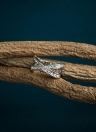 Roxi Mode Vintage Hot Sale Femme Bijoux Zircon Bague en or plaqué pour l'engagement de cadeau de mariage