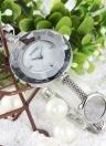 WEIQIN Luxury Quartz Women Simplicity Stainless Wristwatch Decorative Watch