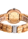 Redear Watch Fashion Men Quartz Watch Wooden Band Wristwatch Male Relogio Musculino