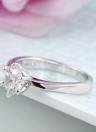 Roxi clássico Hot Nova Moda banhado a ouro anel encanto Fine Jewelry por Mulheres Wedding Engagement presente