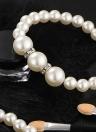 3 шт Стильная мода Элегантный Euramerican Pearl Crystal Jewelry Set