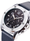 SINOBI Fashion Casual Relógio de quartzo 3ATM Relógios impermeáveis para homens