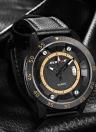 RISTOS 3ATM Water-resistant Casual Watch Men Quartz Watches