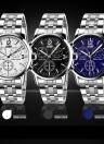 Reloj clásico de cuarzo resistente al agua SKMEI para hombres