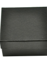 Casella di immagazzinaggio dell'orologio della casella quadrata di Chic con il cuscino della spugna