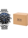 Angela Bos Luxury Stainless Steel  3ATM Water Resistant Man Quartz Watch