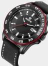 SKONE Relógios relógios de mão 3ATM Water-resistant Men Quartz Watch