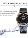 SKONE Casual Ultra-thin Men Watches Elegant Simple Quartz Watch 5ATM Water-resistant Male Wristwatch Relogio Musculino