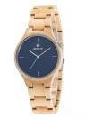 Redear Fashion Casual Watch Men Relógio de quartzo relógio de madeira relógio de mão