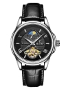 SENORS Luxury Business Watch Automatic Self-Wind Mechanical Watch