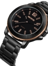 SKONE Fashion Casual Watch 3ATM Water-resistant Quartz Watch