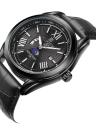 NAVIFORCE Fashion Casual Relógio de luxo 3ATM relógio de quartzo resistente à água