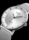 SKMEI Fashion Casual Quartz montre 3ATM montre-bracelet résistant à l'eau