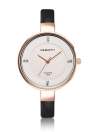REBIRTH Fashion Luxury Women Watches 3ATM Water-resistant Quartz Casual Woman Wristwatch
