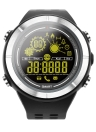 Smart Watch FSTN Display BT 4.0 Fitness Tracker Pedômetro Cronômetro Câmera de controle remoto Smart Watch para iOS 7.0 e Adroid 4.3