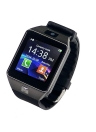 2G Smart Watch MTK6261 CPU 1.54in tela LCD Touch Screen BT 3.0 Fitness Tracker Suporte Nano SIM Card Cronômetro Sleep Monitoring Smart Wristwatch para Android 3.0