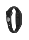 Smart Wristband Fitness Tracker OLED Screen BT 5.0 Silicone Smart Band / Watchband Monitorização da frequência cardíaca Monitoramento da pressão arterial Pedômetro