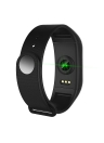Smart Wristband IPS Colorful Touch Screen Fitness Tracker BT 4.0 NRF51822 QFAC CPU Smart Band / Watchband Monitorización de la frecuencia cardíaca Monitorización de la presión arterial Podómetro Smart Bracelet / Reloj para iOS 9.0 y Android 4.4