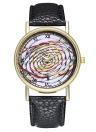 Sistema Solar de la vendimia Astronomía Espacio reloj de los hombres Regalo de cumpleaños de la Navidad Accesorios Idea T10
