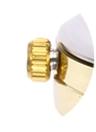 Vintage Love Birds Classic Style Flower Leather Watch para Mujeres Reloj de hombre Ideas de regalo de boda de cumpleaños T03