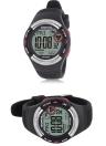 Relógio de pulso Digital Pedômetro Calorie Teste de Pulso Sem Peito Strap Teste de Freqüência Cardíaca Homem e Mulheres Esportes Ao Ar Livre À Prova D 'Água relógio
