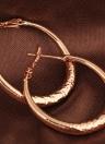 De forma original bohemian moda linda fofo brincos de cobre de ouvido por Mulheres Lady casamento encanto Hot Jóias