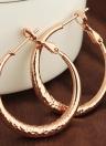Pendientes de cobre únicos de la moda BOHO Bohemia encantadora linda de la manera del lazo del oído para la joyería de las mujeres de señora caliente de la boda del encanto