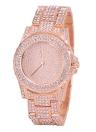 Relojes de pulsera de mujer de acero inoxidable de lujo de moda reloj de pulsera de mujer Casual de cuarzo Relogio Feminino