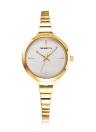 REBIRTH Fashion Luxury Quartz Women Casual Orologio da polso da donna a prova di acqua Ladies Watch Feminio Relogio