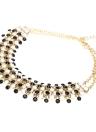 Stile bohemien elegante ciondolo clavicola catena girocollo collana collare accessorio gioielli per donne ragazze