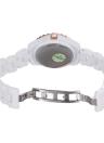 SKONE Fashion Cool bracelet étanche en céramique Vintage Excellent strass incorporé montre-bracelet délicat