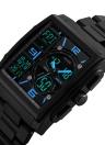 SKMEI 5ATM résistant à l'eau Watch Fashion Casual Digital Watch