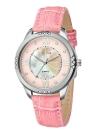 Vilam fresco de la manera con estilo mujeres de la marca Mujer reloj de cuarzo resistente al agua 3 ATM cuero de la PU correa de reloj de la manera