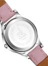 Diamante de las señoras SK Marca de lujo del cuarzo ocasional de las mujeres Relojes de la correa de PU 30M a prueba de agua reloj Feminio Relogio