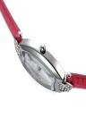 Vilam Мода Прохладный Стильная марка Женщины Женский кварцевые Rhinestone Кристалл часы 3 АТМ водонепроницаемый PU кожаный ремешок для часов Аналоговые Наручные часы