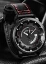 RISTOS 3ATM Relógio Quartz Resistente à Água Relógios Homens Casual