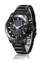 Bolisi Business Watch 3ATM relógio de quartzo resistente à água homens relógio de pulso