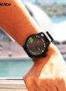 SINOBI Reloj del cuarzo del reloj 3ATM del deporte Relojes de pulsera