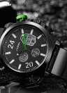 SINOBI Sport Quartz Watch 3ATM Water-resistant Men Watches