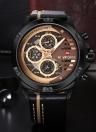 NAVIFORCE Fashion Casual Quartz Watch 3ATM Water-resistant Men Watches