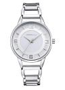 CRRJU Chic 3ATM Eau Daily Resistant Mode féminine Montre analogique simple et élégante Lady Wristwatch pour conjoint Amis