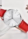IK Coloring Fashion Women Relojes Cuarzo 1ATM resistente al agua Casual Mujer Reloj de pulsera Relogio Feminino