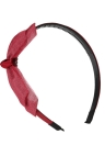 Fashion Double couche en érable Floral Hairbands Korea Rabbit Ears Headband
