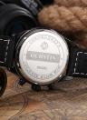 Reloj de cuarzo para hombre de calendario perpetuo