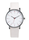 OKTIME New Fashion Retro Minimal Design Analog Alloy Quartz Casual Watch